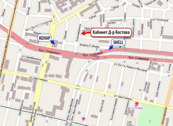 Sofia, 13 Aldomirovska street, 1st floor, apt. 01